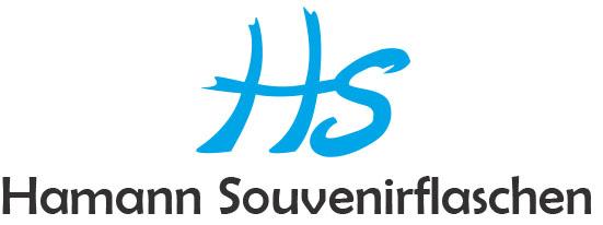 HAMANN Souvenirflaschen-Logo